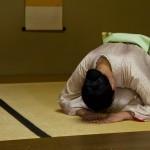 雁金踊り。真田丸の祝言で源三郎信幸の妻・おこう(長野里美)が踊る