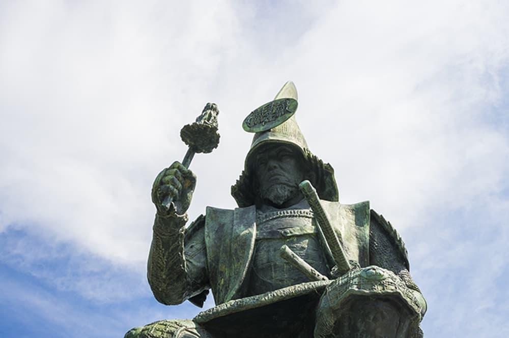 加藤清正。賤ヶ岳の七本槍だが、従五位下主計頭に込めた秀吉の思い,アイキャッチ画像