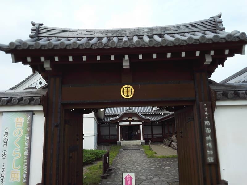 【武将ゆかりの地】関宿城。北条氏康が「一国に等しい城」と重要視,画像01
