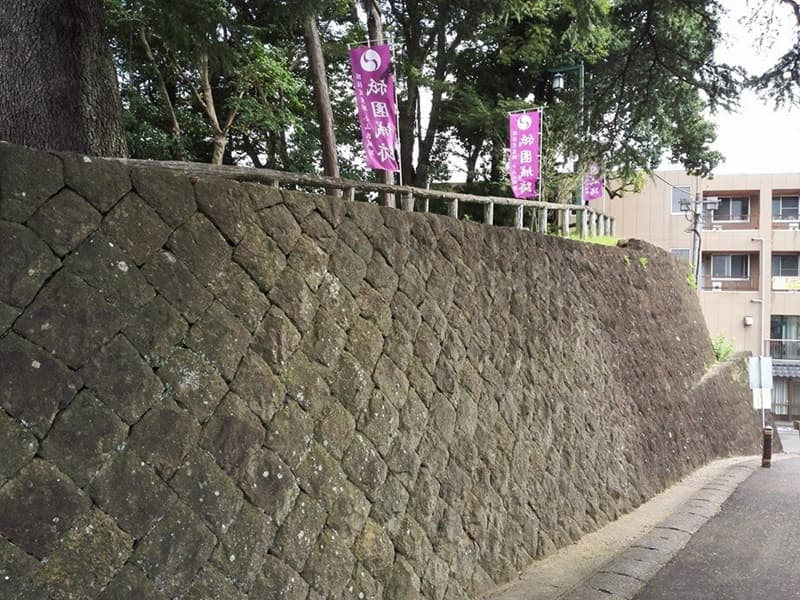 小山城。別名は祇園城、小山氏の居城。本多正純も入封,画像10