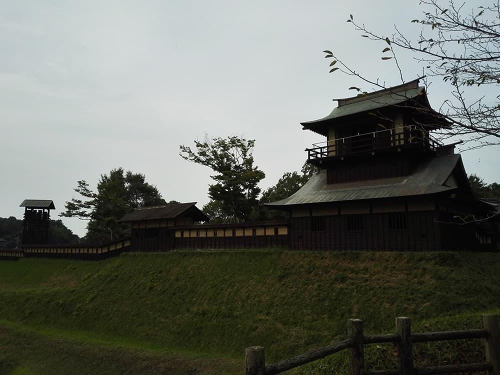 逆井城。後北条氏時代は飯沼城、「真田丸」では海津城のモデル,アイキャッチ画像