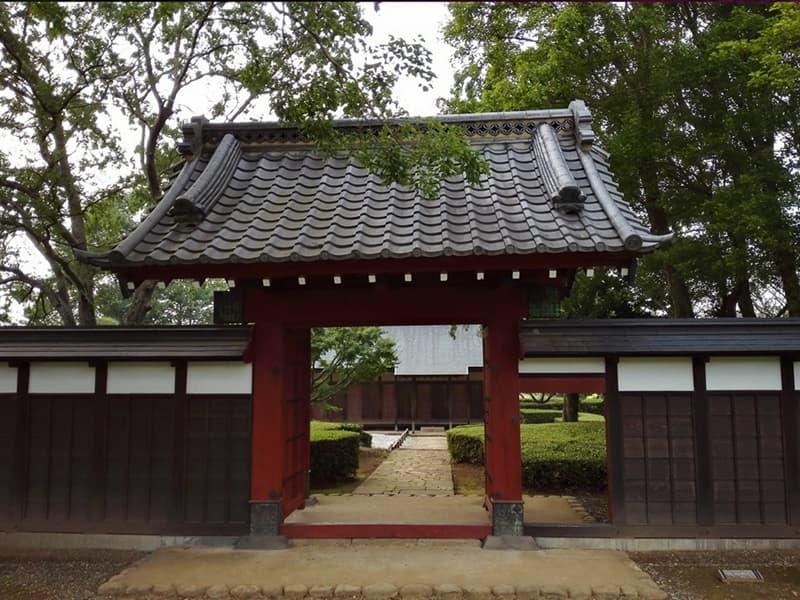 逆井城。後北条氏時代は飯沼城、「真田丸」では海津城のモデル,画像06