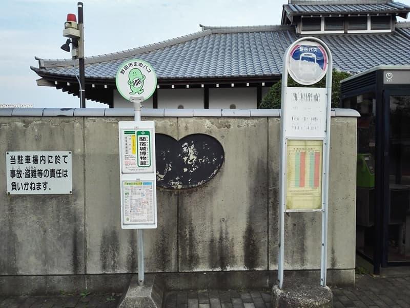 関宿城。北条氏康が「一国に等しい城」と重要視、関宿合戦,画像02
