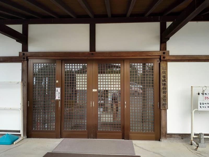 関宿城。北条氏康が「一国に等しい城」と重要視、関宿合戦,画像01