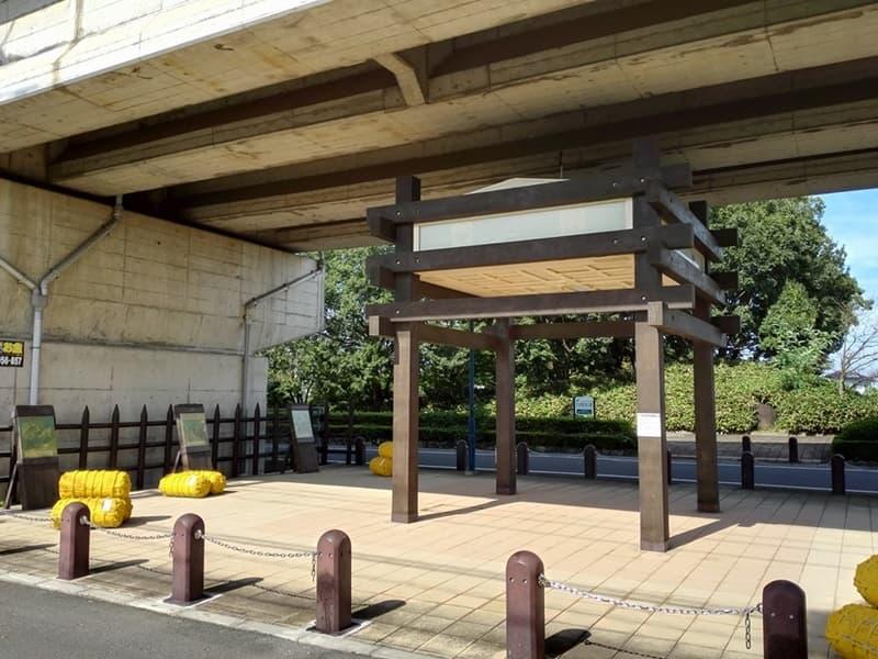 石田堤史跡公園。石田三成が忍城水攻めのために築く、埼玉県鴻巣市,画像06