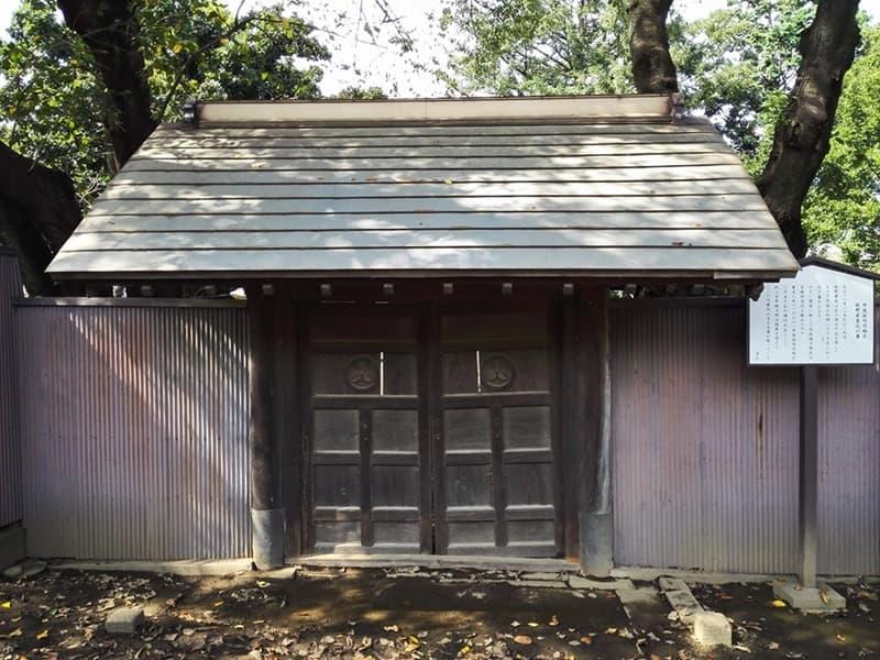 勝願寺。小松姫・仙石秀久の墓、三つ葉葵を許される。鴻巣市本町,画像06