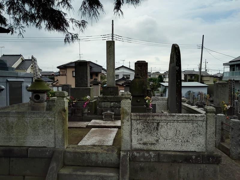 正定寺。大老・土井利勝が開基、浄土宗の寺院。茨城県古河市大手町,画像07