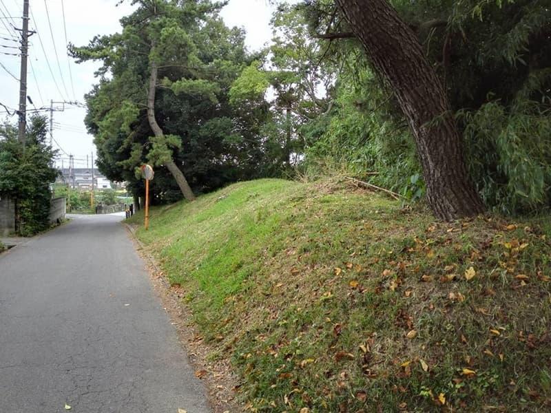 石田堤歴史の広場。石碑は「のぼうの城」エンディングに。行田市堤根,画像14
