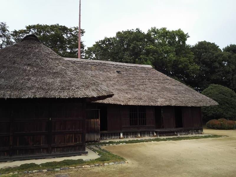 古河公方館。古河御所・鴻巣御所とも呼ばれ、大半は古河総合公園,画像0101
