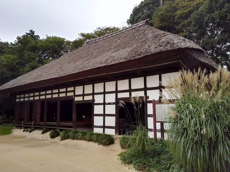 古河公方館。古河御所・鴻巣御所とも呼ばれ、大半は古河総合公園,画像0102