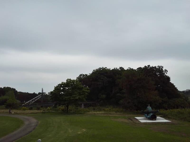 古河公方館。古河御所・鴻巣御所とも呼ばれ、大半は古河総合公園,画像0109