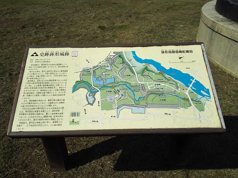 鉢形城。後北条氏の上野国支配の拠点、下野国遠征の足がかりに,画像10
