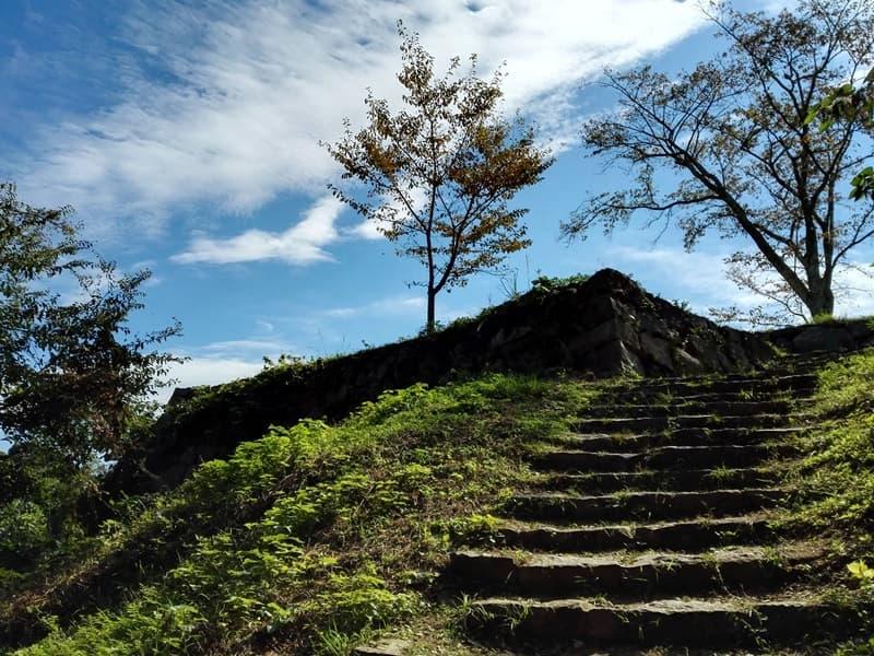 米子城。別名は久米城・湊山金城、江戸時代初期には米子騒動の舞台に,画像02