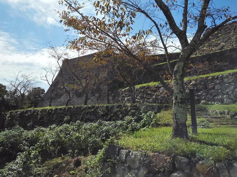 米子城。別名は久米城・湊山金城、江戸時代初期には米子騒動の舞台に,画像04