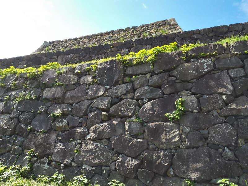 米子城。別名は久米城・湊山金城、江戸時代初期には米子騒動の舞台に,画像05