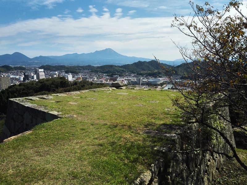 米子城。別名は久米城・湊山金城、江戸時代初期には米子騒動の舞台に,画像10