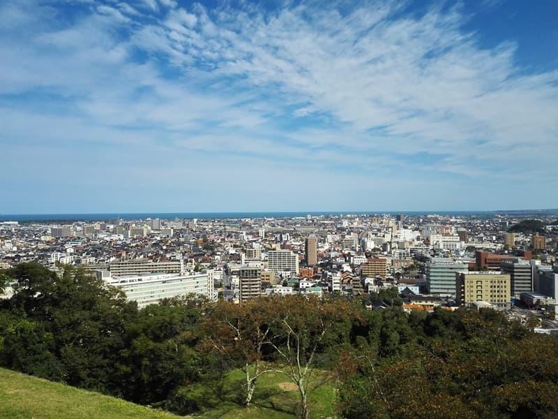 米子城。別名は久米城・湊山金城、江戸時代初期には米子騒動の舞台に,画像11