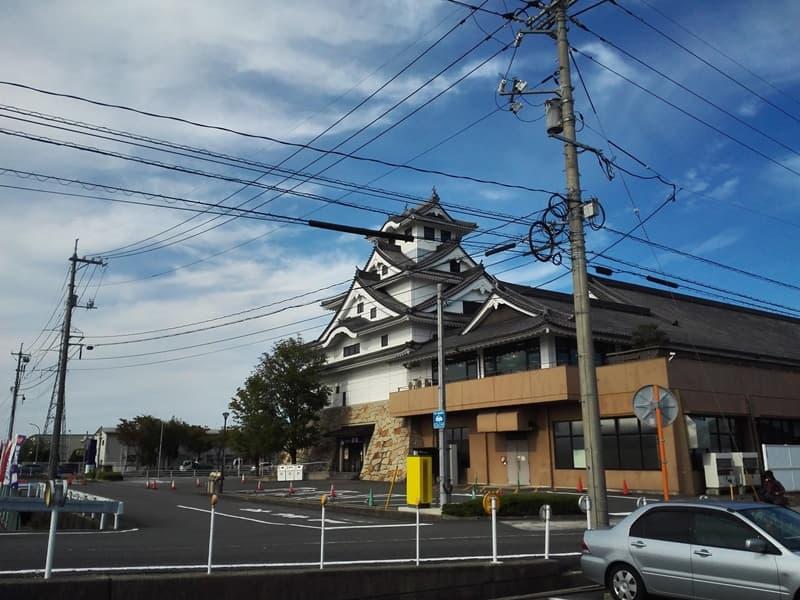 米子城。別名は久米城・湊山金城、江戸時代初期には米子騒動の舞台に,画像16