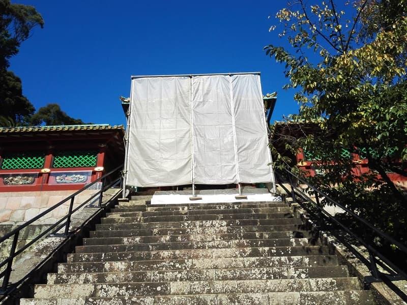 久能山東照宮。もとは久能寺、武田信玄により久能城。家康公の神廟,画像05