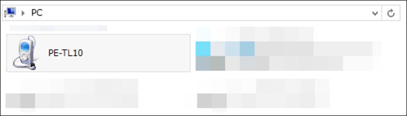 【Android】スマホの写真をPCにコピー、USB接続済みの充電のみを確認,画像02