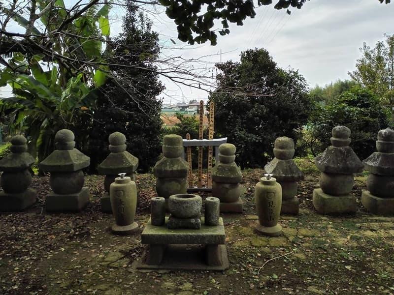 称名寺。親鸞の高弟・真仏が開山、結城朝光の墓所。慈眼院結城家御廟,画像11