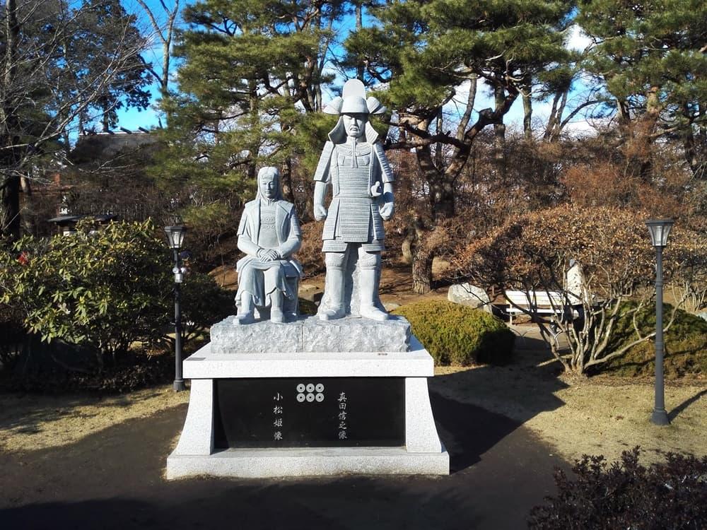 真田信幸(信之)と本多平八郎忠勝の娘、正室小松姫,アイキャッチ画像