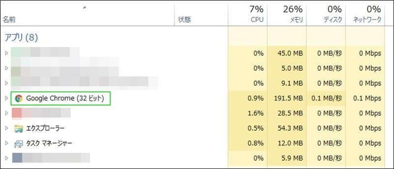 Chromeを32bitから64bitに上書き更新。爆速のスピードを体感!,画像05