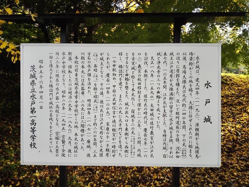 水戸城,徳川御三家,水戸徳川家,薬医門,徳川光圀,画像2