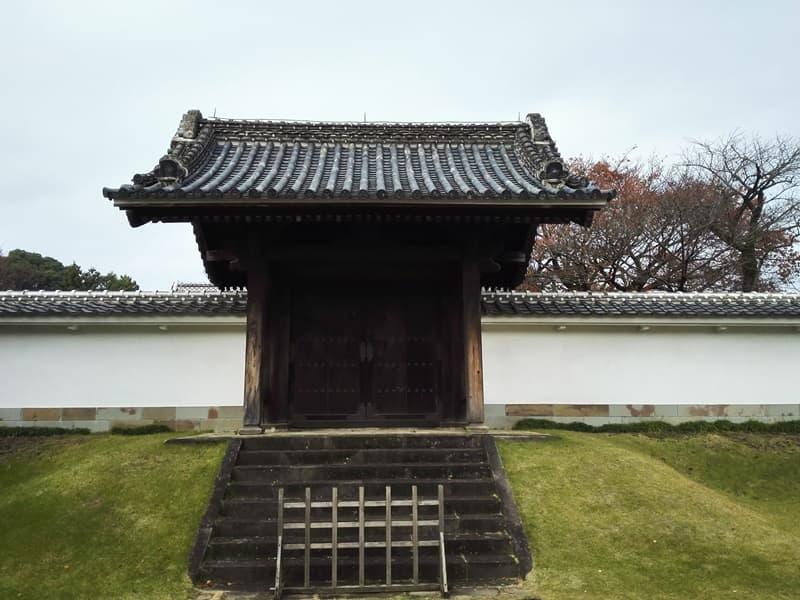 水戸城,徳川御三家,水戸徳川家,薬医門,徳川光圀,画像11