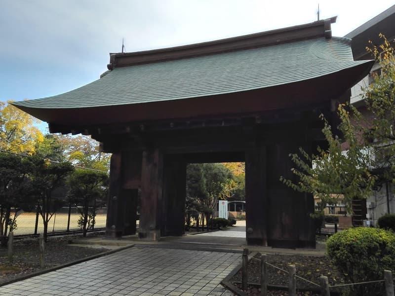 水戸城,徳川御三家,水戸徳川家,薬医門,徳川光圀,画像13