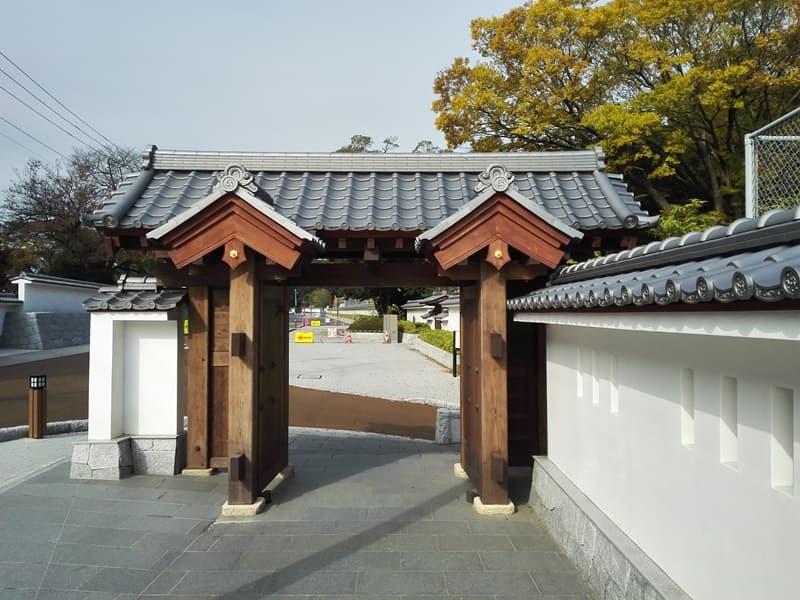 水戸城,徳川御三家,水戸徳川家,薬医門,徳川光圀,画像17