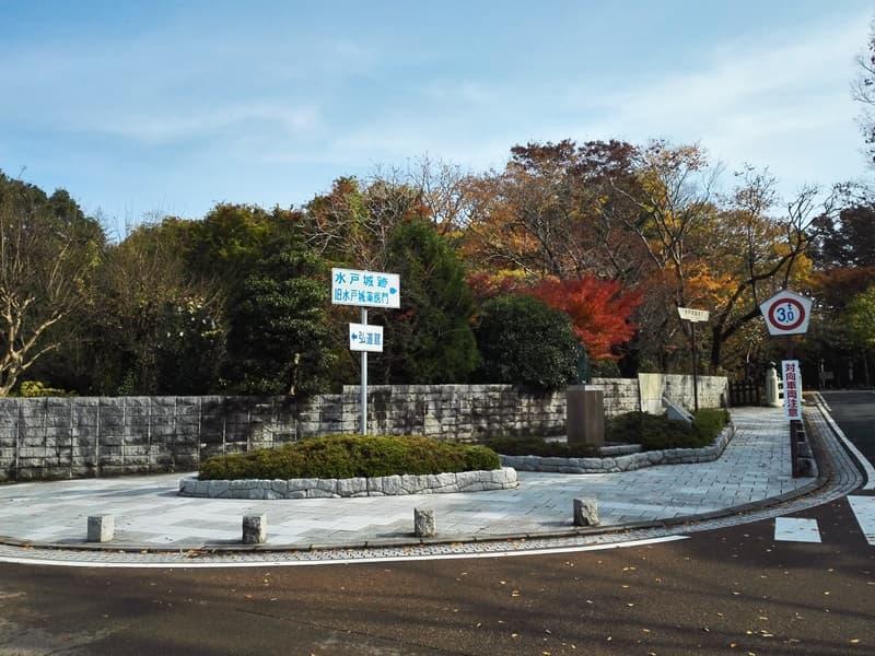 水戸城,徳川御三家,水戸徳川家,薬医門,徳川光圀,画像20