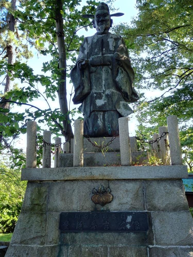 長浜城,羽柴秀吉,今浜城,石田三成,三献の茶,画像4