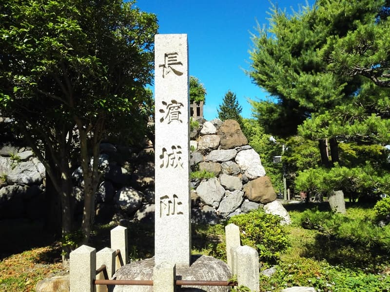 長浜城,羽柴秀吉,今浜城,石田三成,三献の茶,画像6